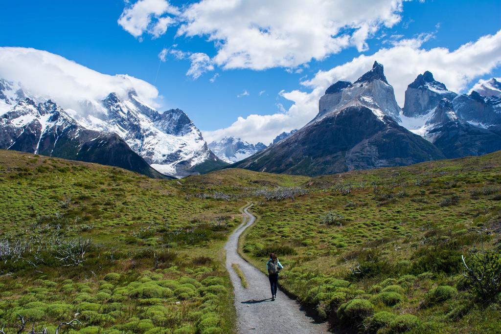 12 Hiking in Heaven