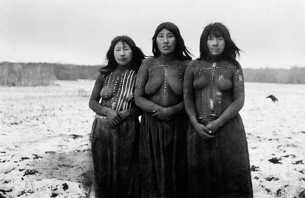 selknam people tribes of tierra del fuego
