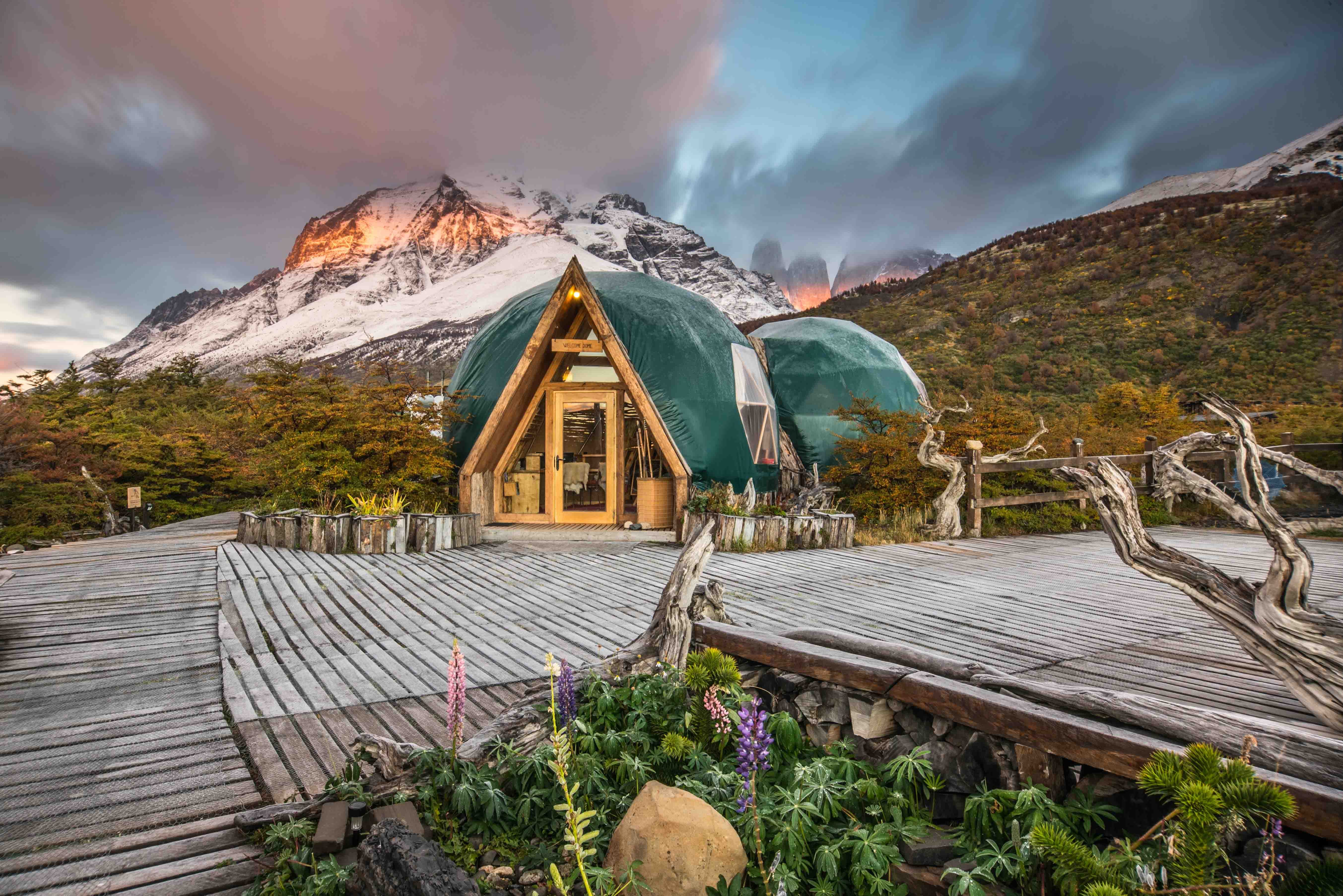 EcoCamp Patagonia, Torres de Paine National Park