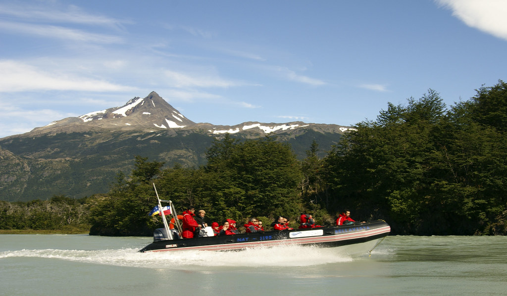 Up to sail up the Serrano River?
