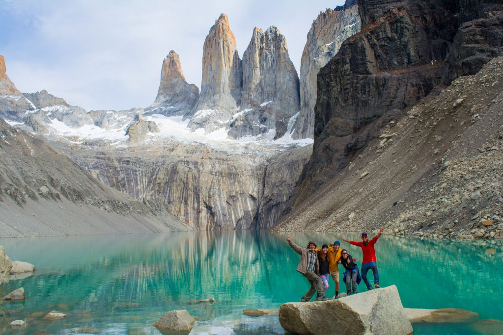Torres del Paine Base