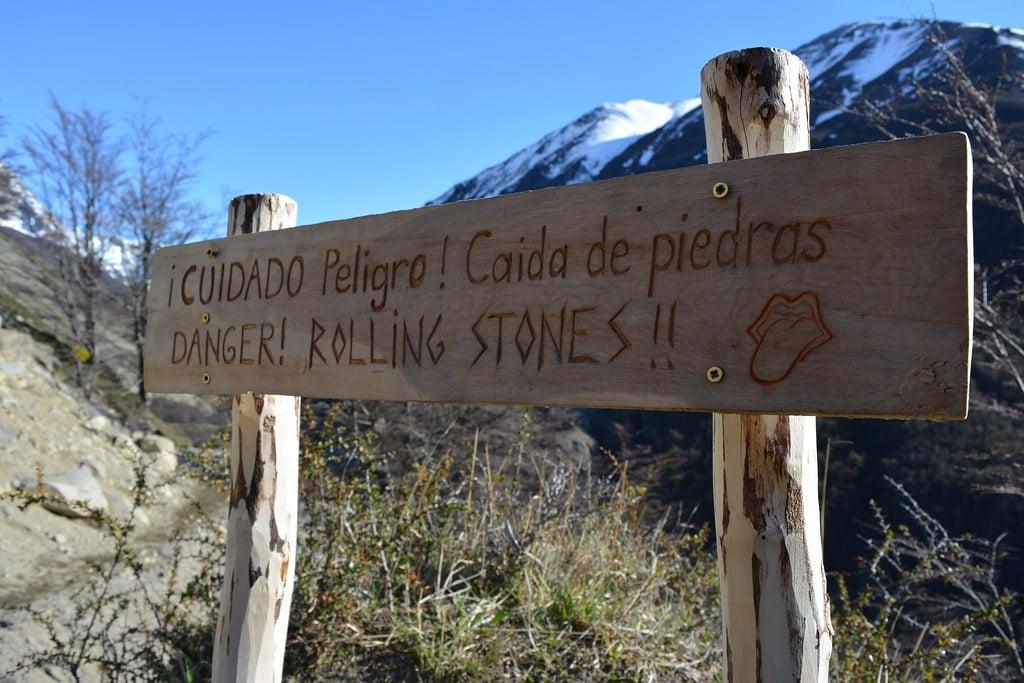 Danger! Rolling Stones
