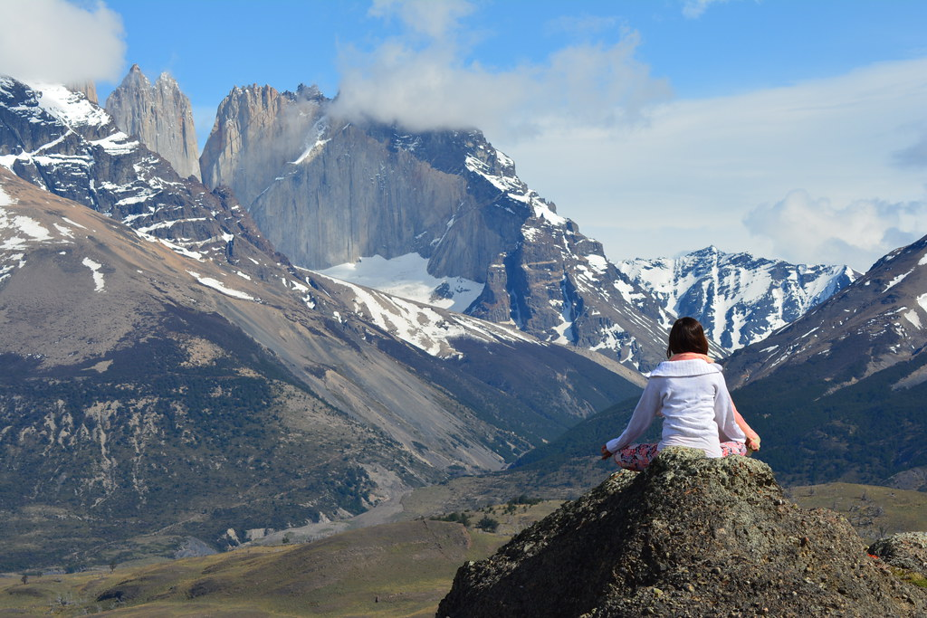Torres del Paine meditation