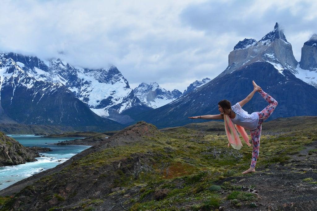 Yoga Torres del Paine