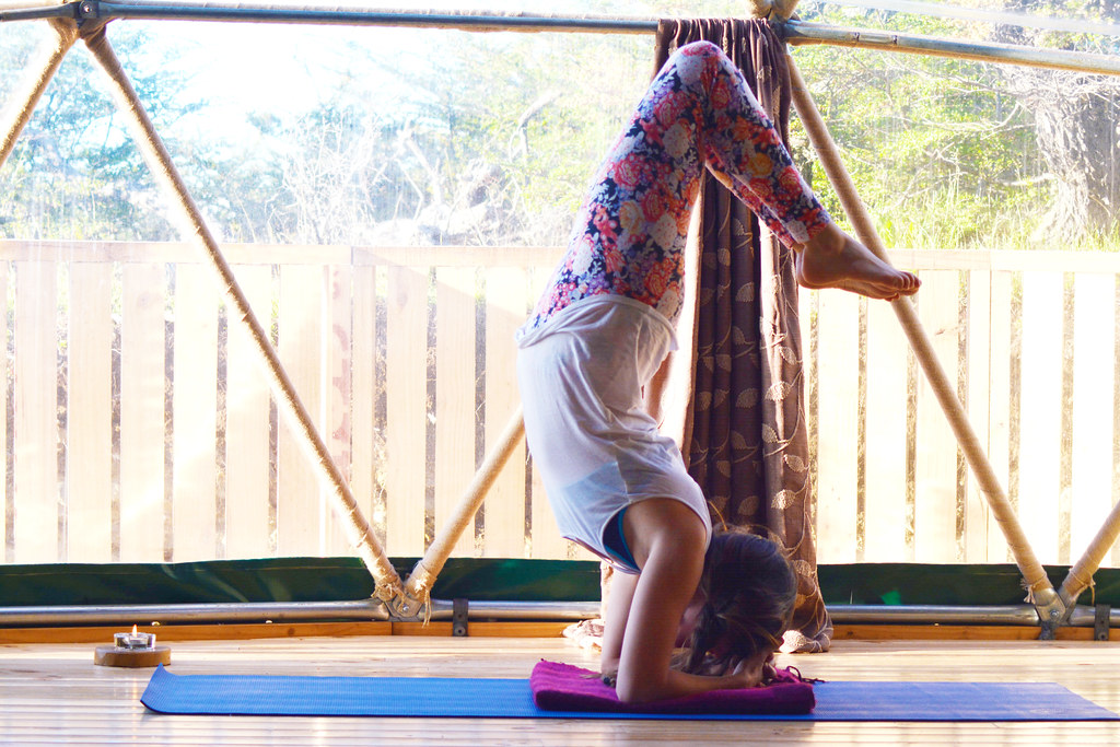 If the purpose of yoga is not to expand like a rubber band, yes, being flexible is good!