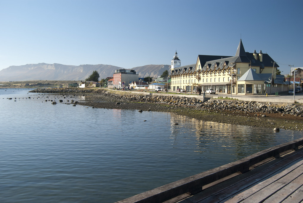 Puerto Natales, in the peacefulness of Patagonia
