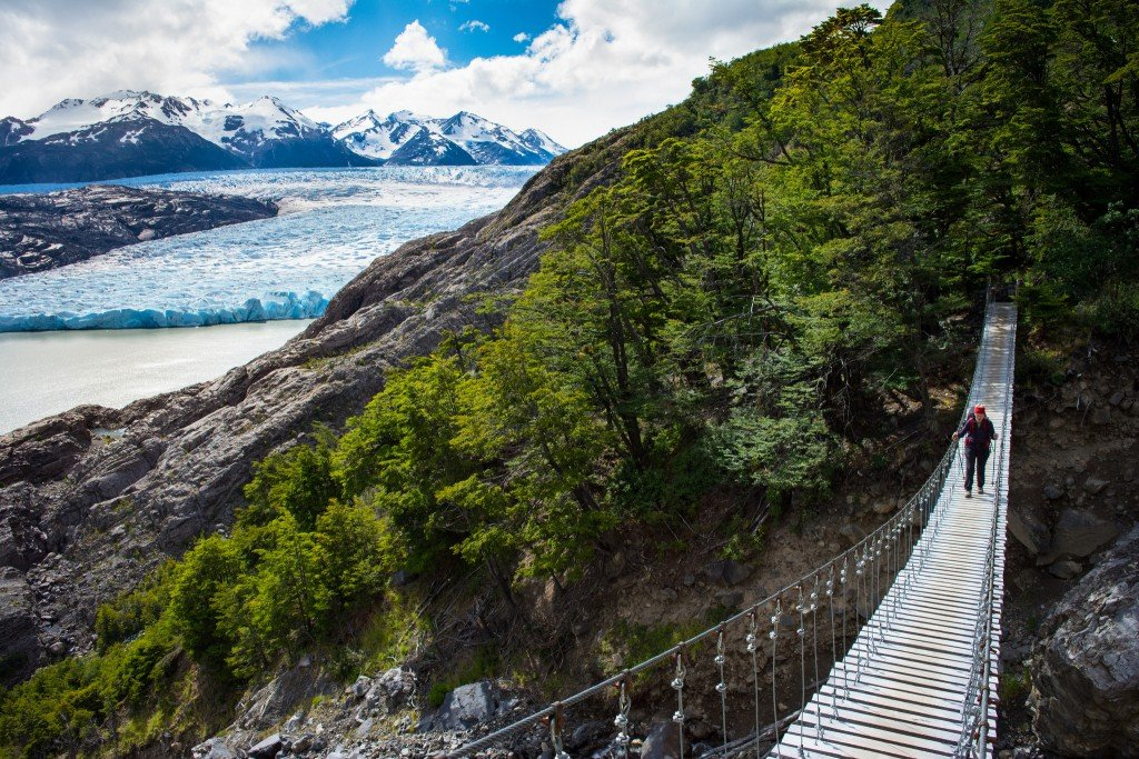 Hiking Torres del Paine Circuit in Patagonia