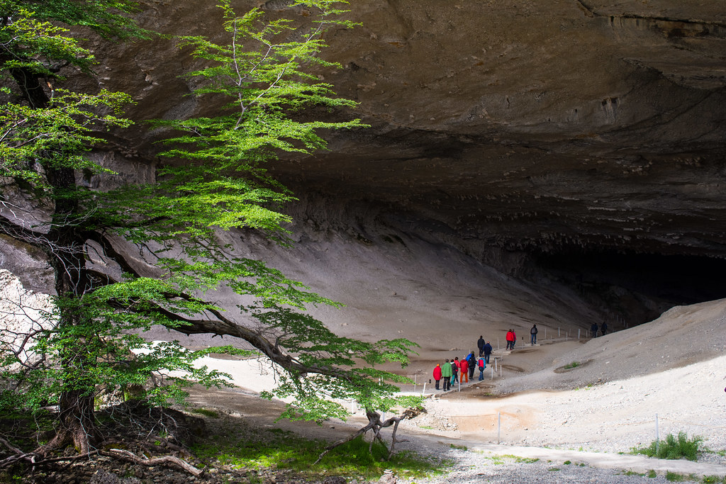 The milodon cave