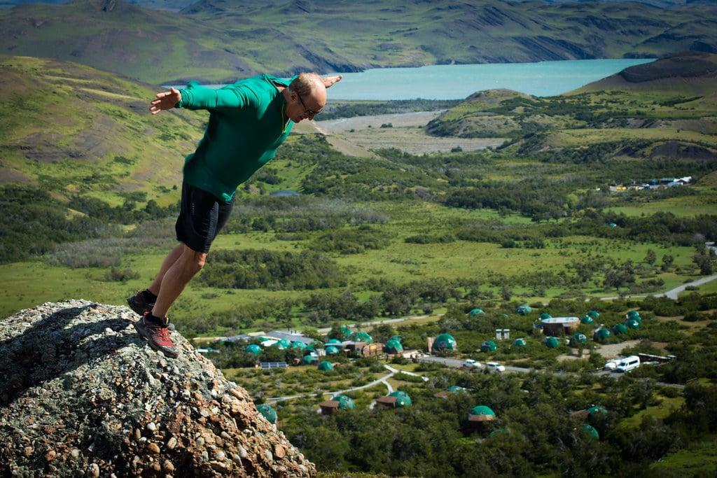 Strong winds at EcoCamp Patagonia!