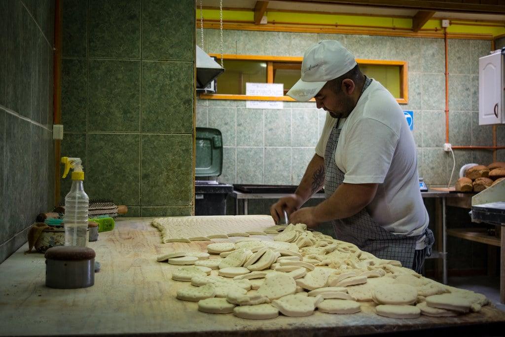Puerto Natales bakery