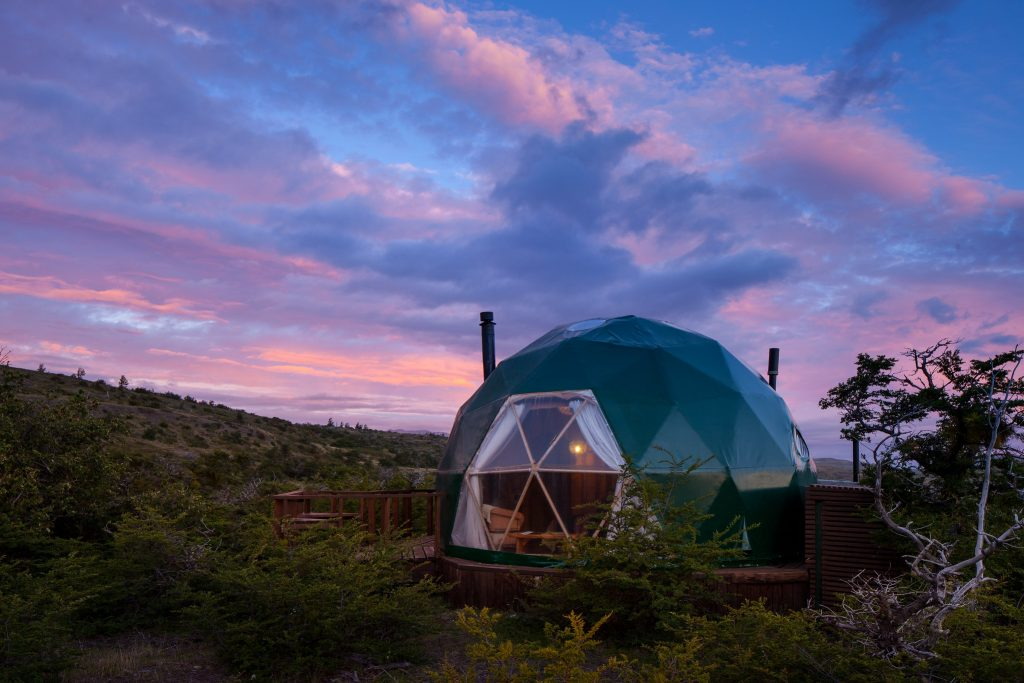 Suite Dome, EcoCamp Patagonia
