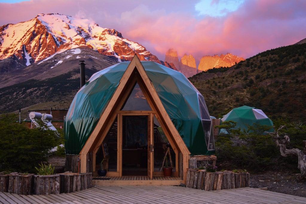 Dome EcoCamp Patagonia