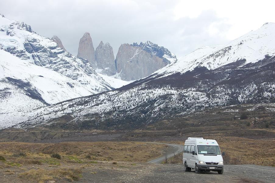Silent roads and granite spires