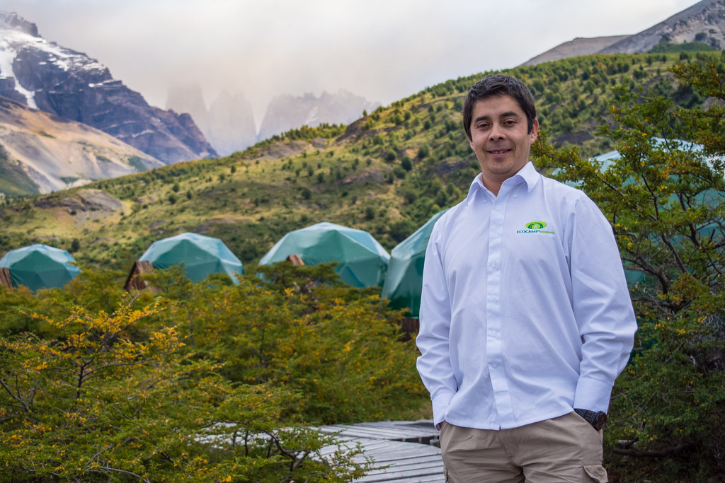 Juan Colin, head of Acquisitions at EcoCamp