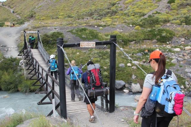 Hiking the W Trek