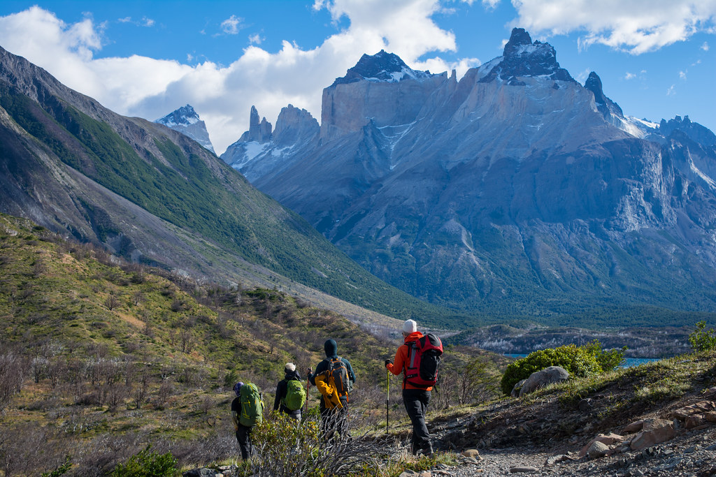Cuernos del Paine - Close to French Valley
