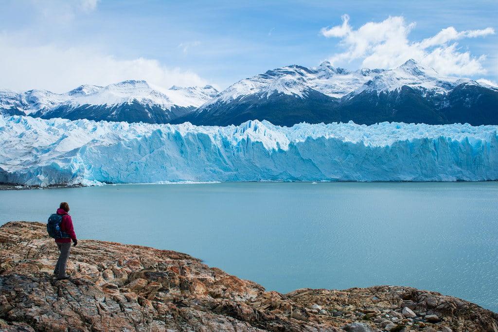 Perito Moreno view