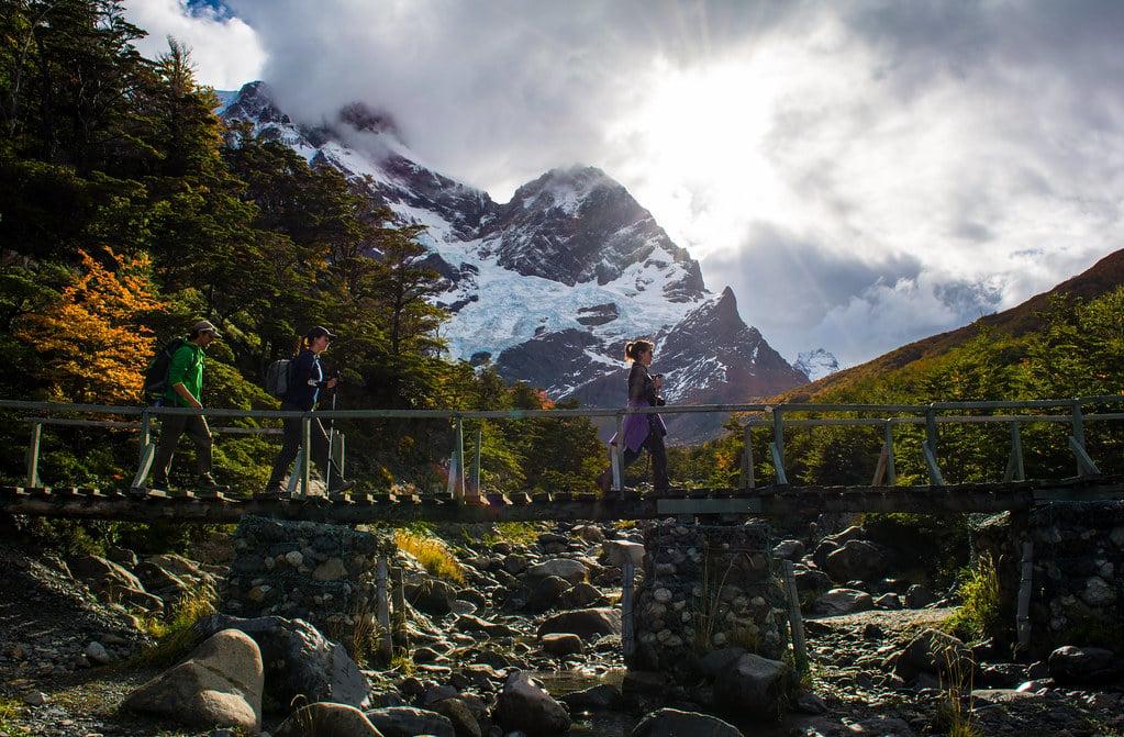 Valley Torres del Paine