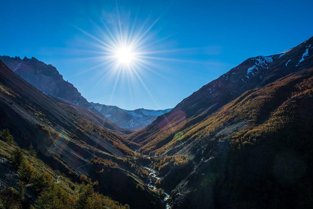Torres del Paine Valley