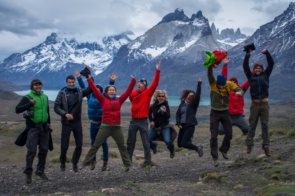 Patagonia Hiking Group