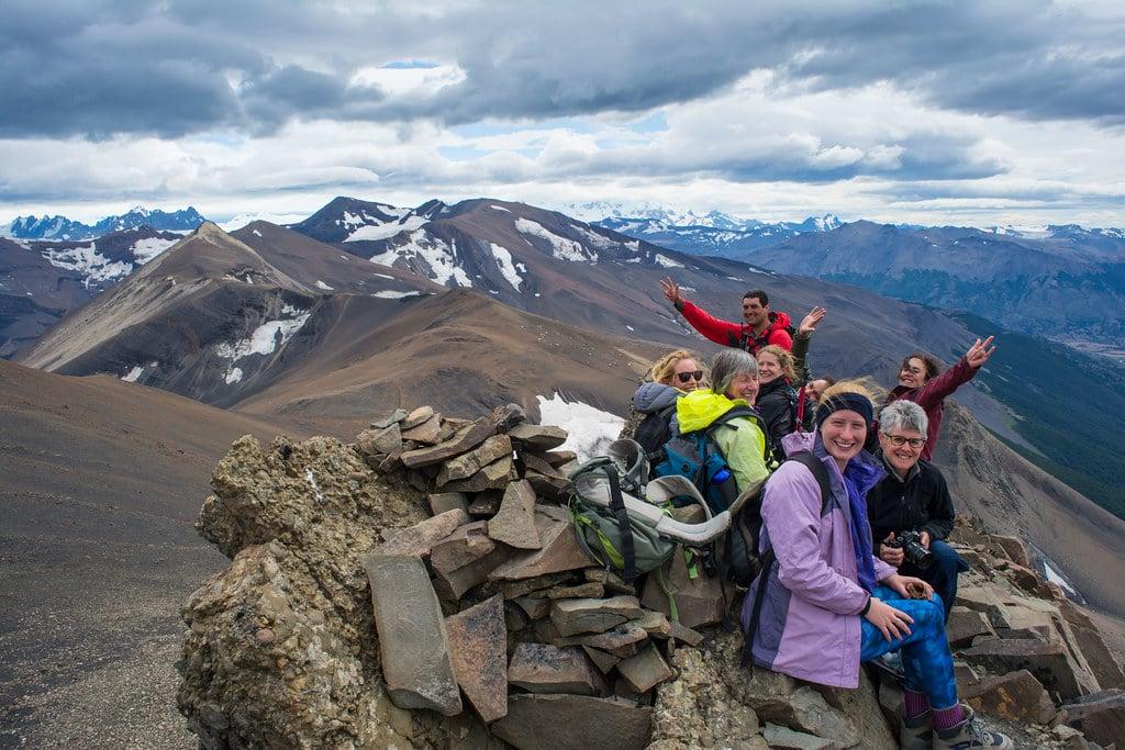 Cerro Paine Summit!