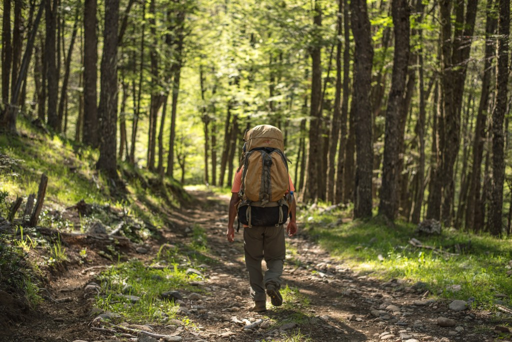 hikes of Patagonia