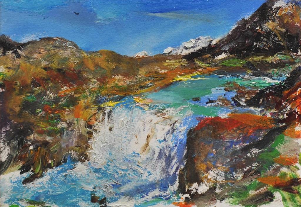 Salto Grande Painting