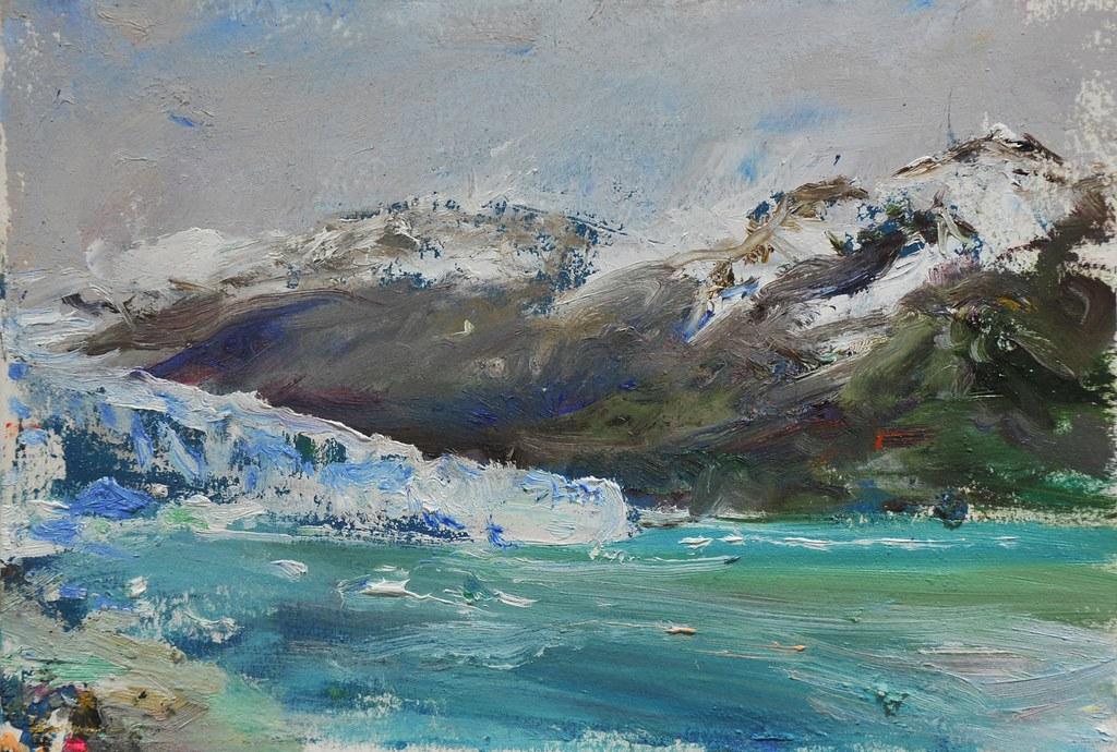 Patagonia Painting