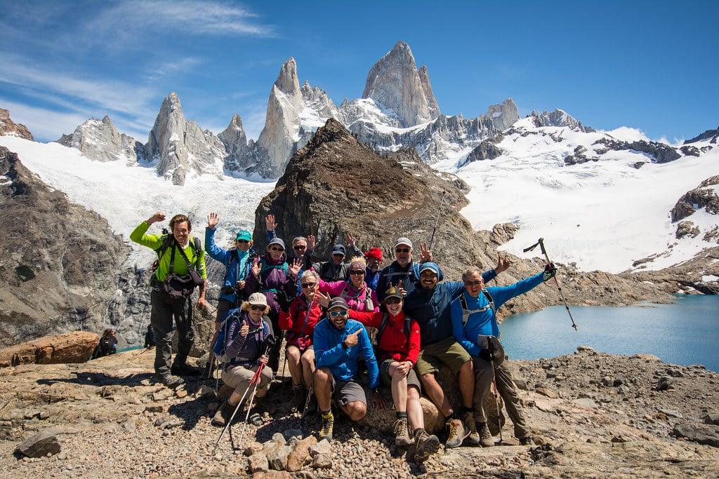 Trek Group Fitz Roy