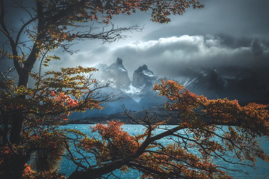 The clouds of Torres del Paine
