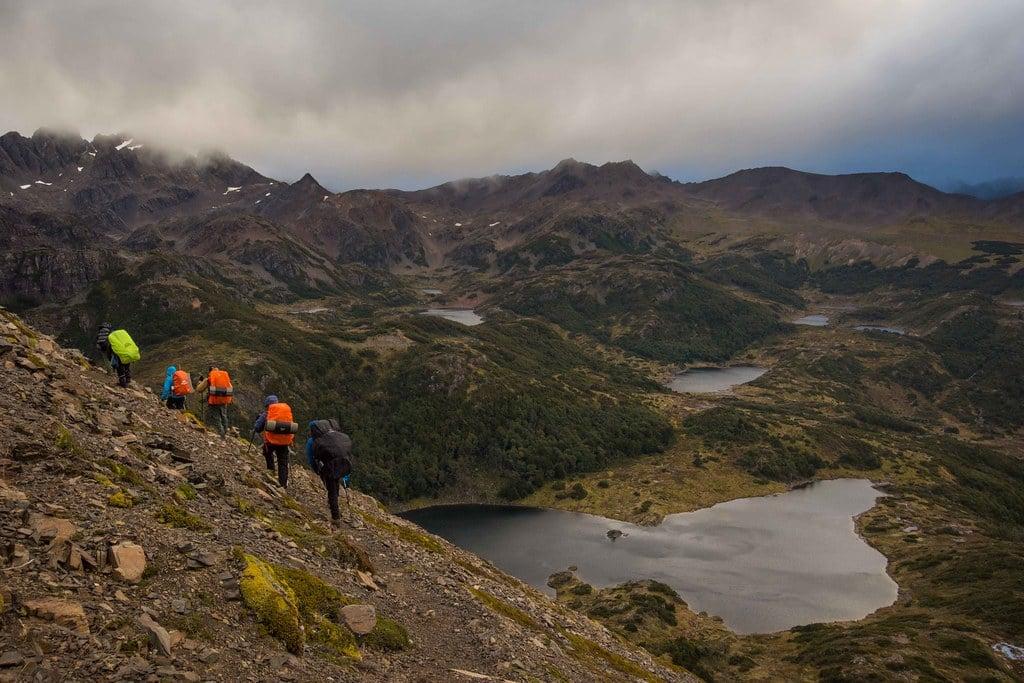Walk Slowly, Hike Carefully