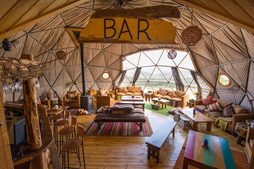 EcoCamp Bar Dome