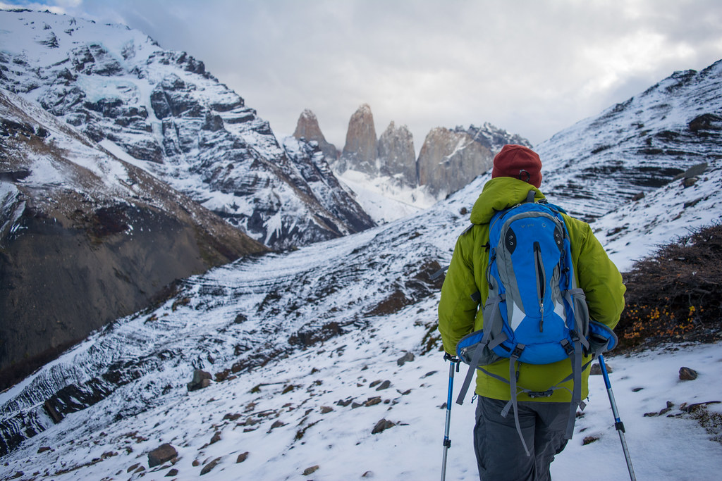 Silence and majesty in Torres del Paine