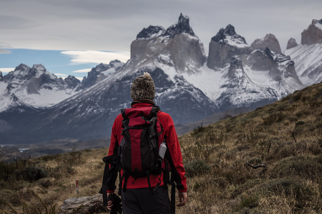 Meet the silent giants of Patagonia while hiking in Torres del Paine