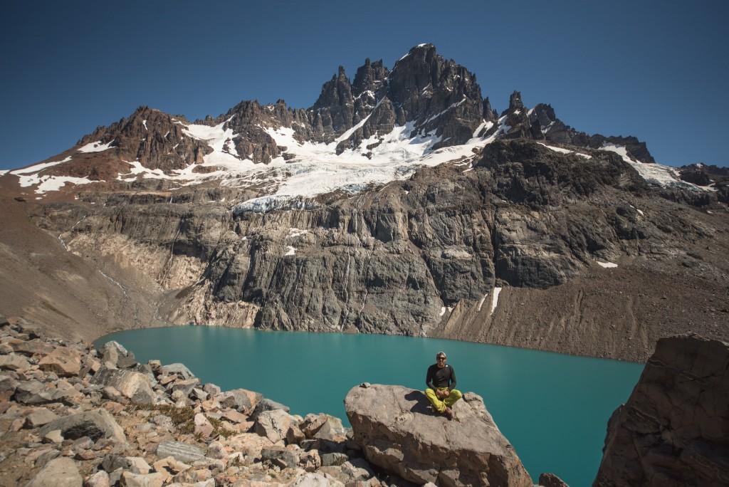 Mountain in Patagonia