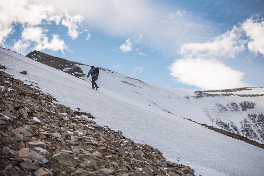 Climbing Cerro Paine