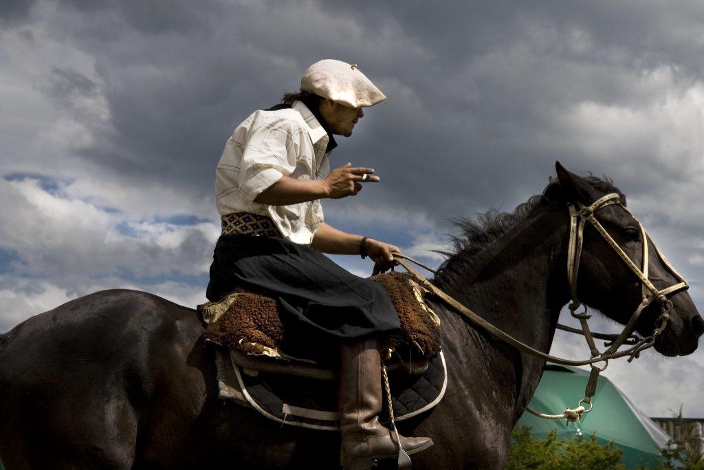 Horseback expediciones