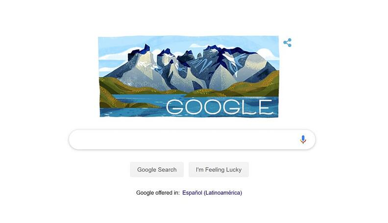 Search Google Torres del Paine