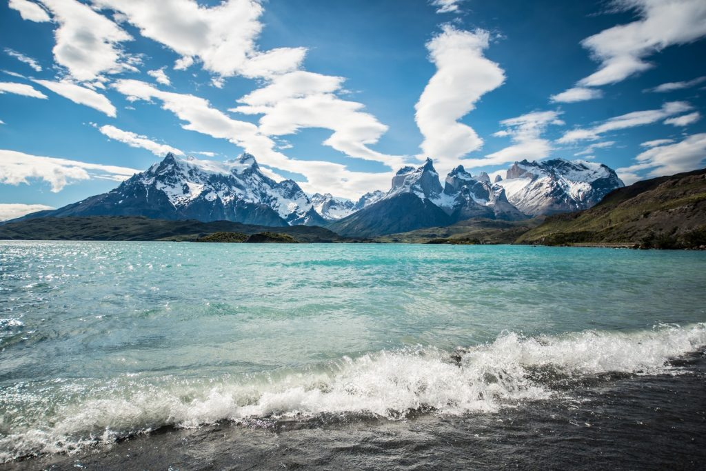 Pehoe Lake Torres del Paine
