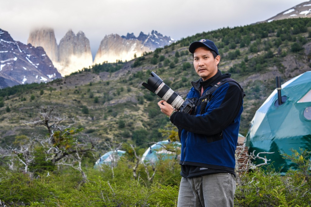 James Kao is a professional photographer who came to experience the famous Puma Tracking at EcoCamp!