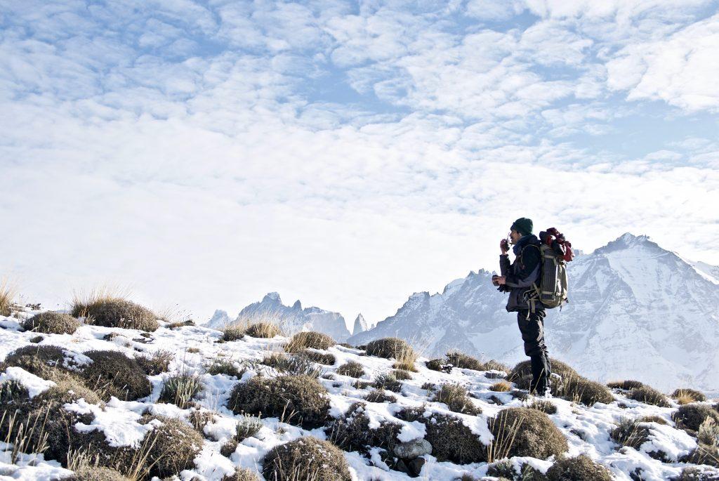 Walkie Talkies Torres del Paine