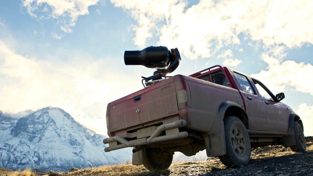 The Shotover Camera