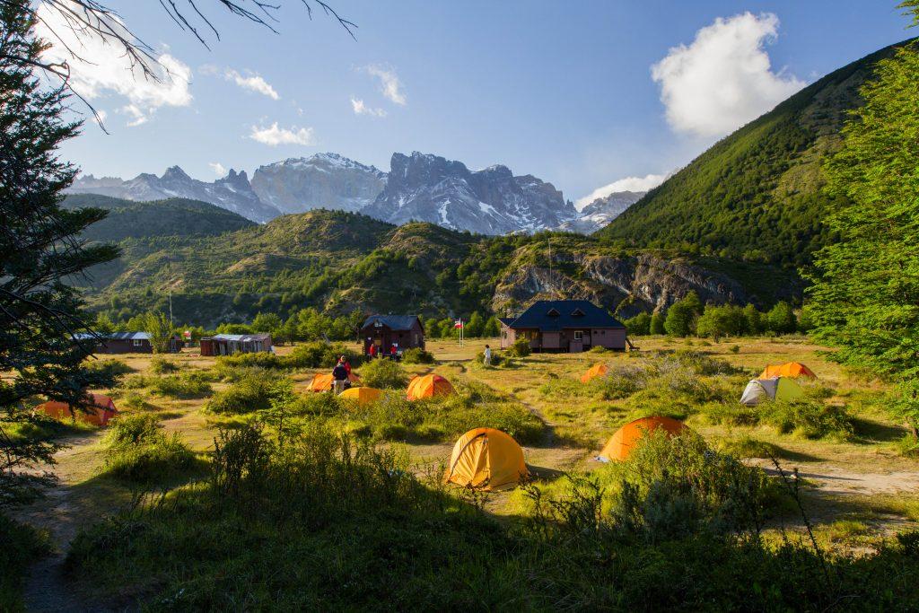 Refuge Torres del Paine