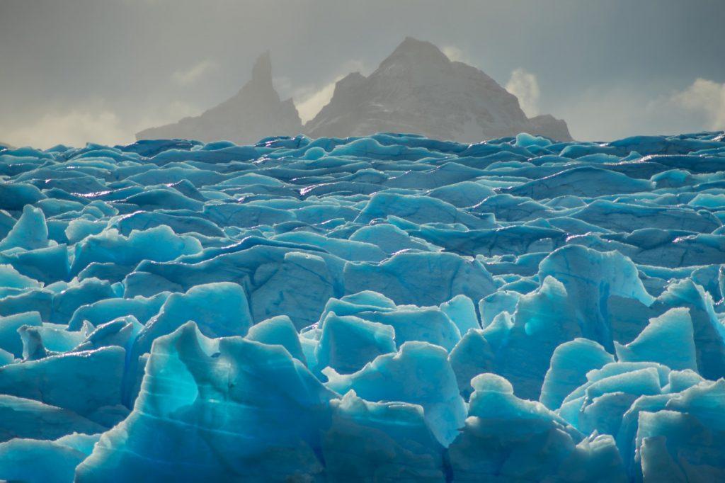 Glacier Grey and Perito Moreno