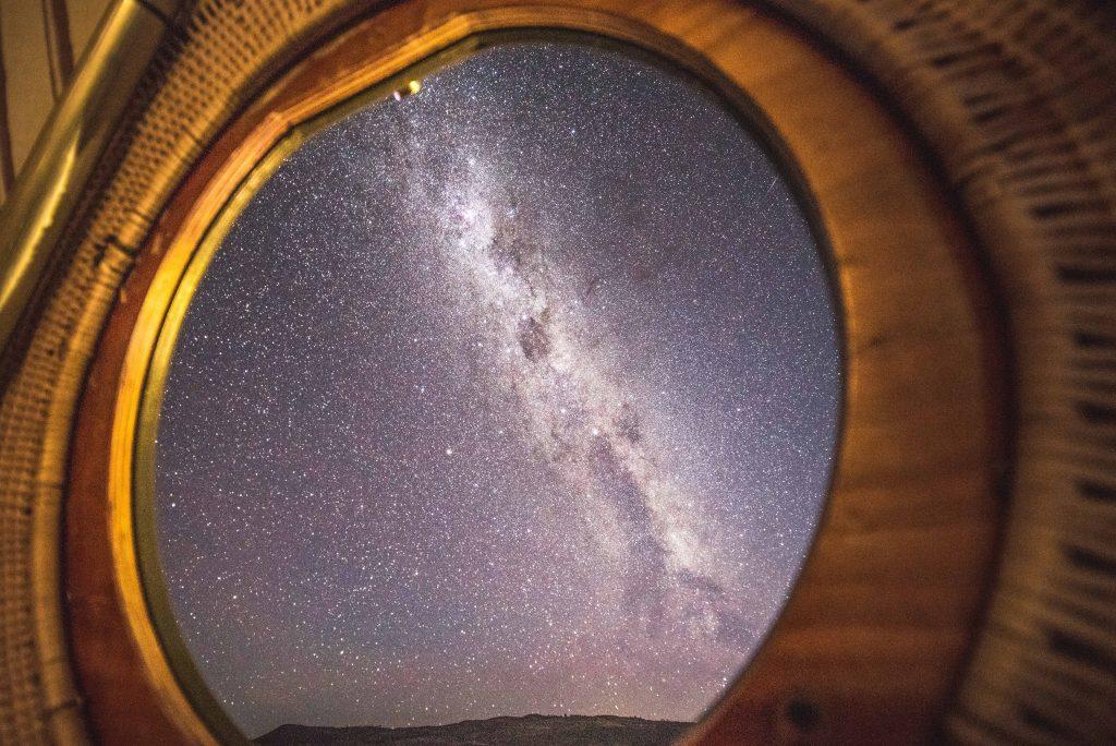 Stars torres del Paine