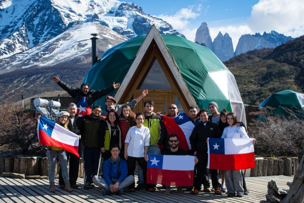 National Holidays in EcoCamp Patagonia
