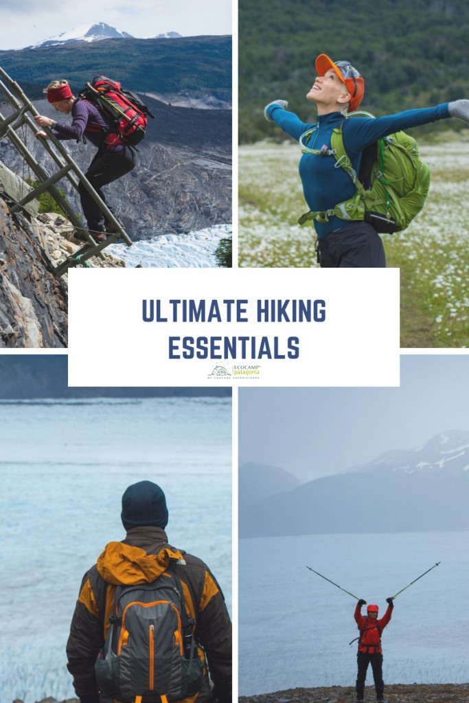 Patagonia Hiking Essentials