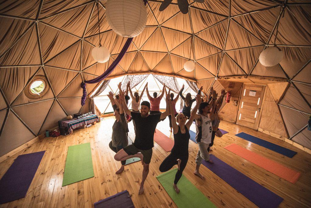 Yoga and Meditation retreat EcoCamp