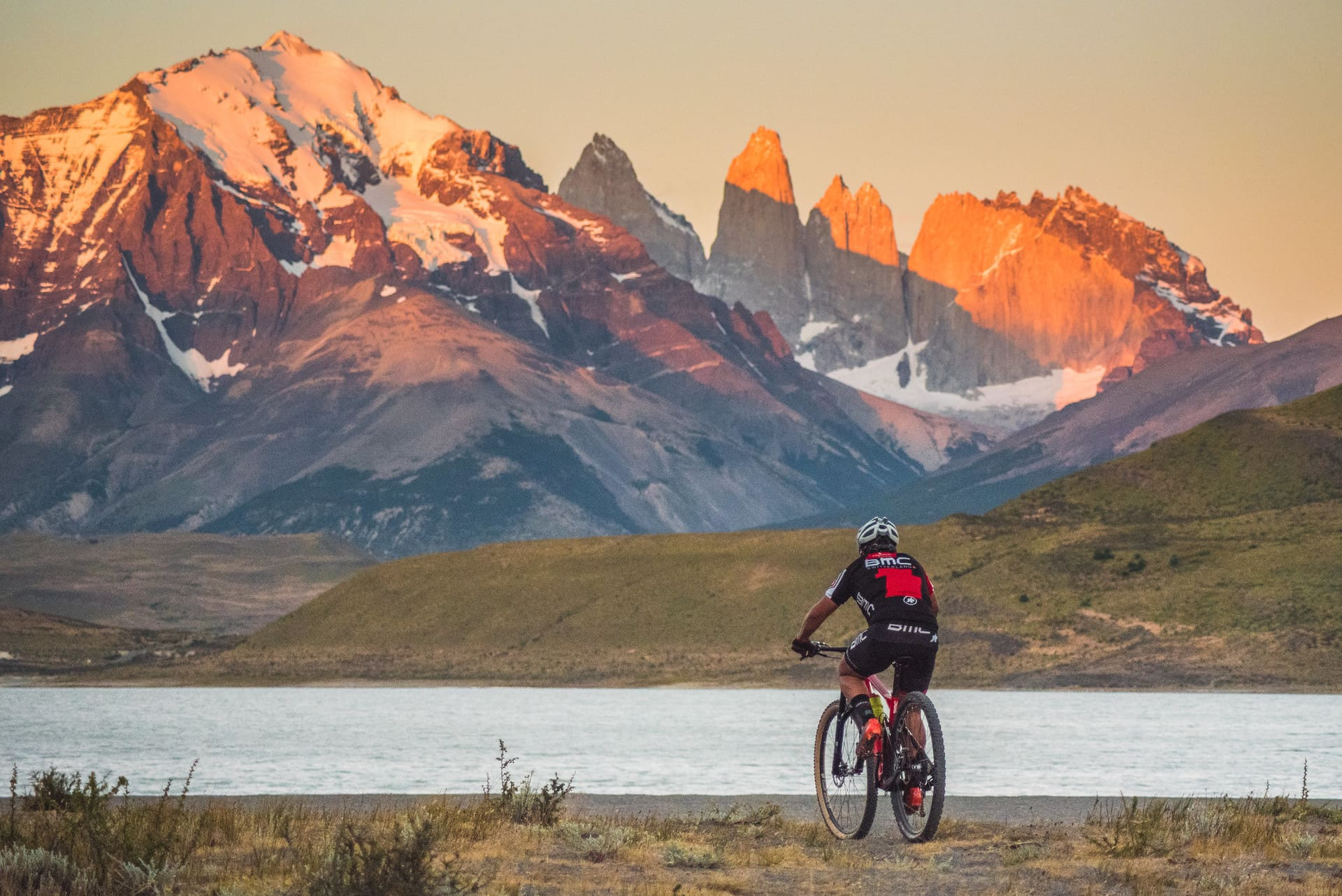 Biking Epic Patagonia