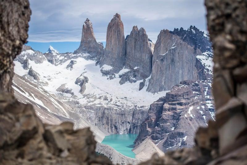 Cerro Paine Lookout